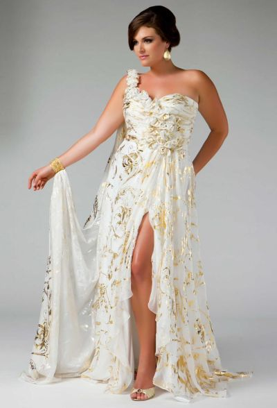 Mother Of Bride Dresses Plus Size