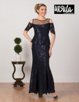 52946e4fb47 Ursula 63294 Mothers Updated Plus Size Lace Gown