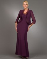 Ursula Plus Size Mother of the Bride Dress 63990 image