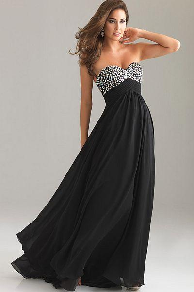 Crystal Prom Dresses