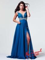 Mac Duggal 64693M Cap Sleeve Formal Dress image