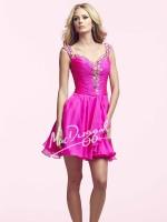 Mac Duggal 64908N Short Princess Dress image