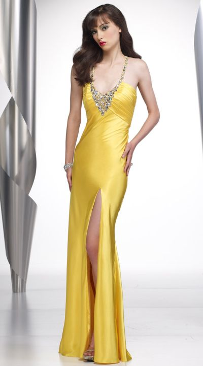 Alyce Designs Form Fitting Prom Dress 6582 With Lace Up