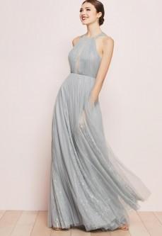 4024f964c4 Watters Gianna 6601 Peekaboo Front Bridesmaid Dress