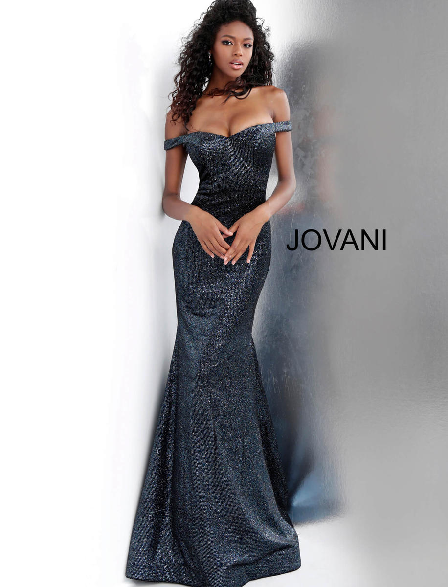 636024e17bd Black Strapless Fitted Evening Gown - Gomes Weine AG