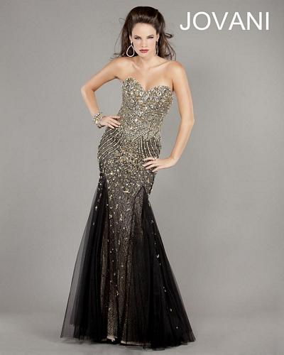 jovani 6837 mermaid dress french novelty. Black Bedroom Furniture Sets. Home Design Ideas
