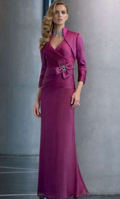 9fcbf1a5229 VM Collection Mother of the Bride Dress 70505  French Novelty
