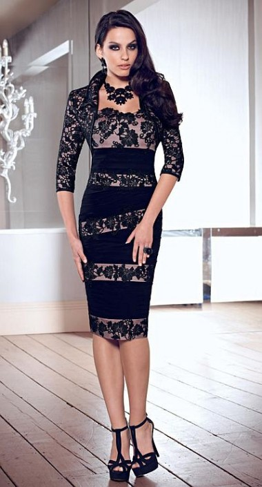2eb8240b5ae VM Collection 70834 Mother of the Bride Cocktail Dress  French Novelty