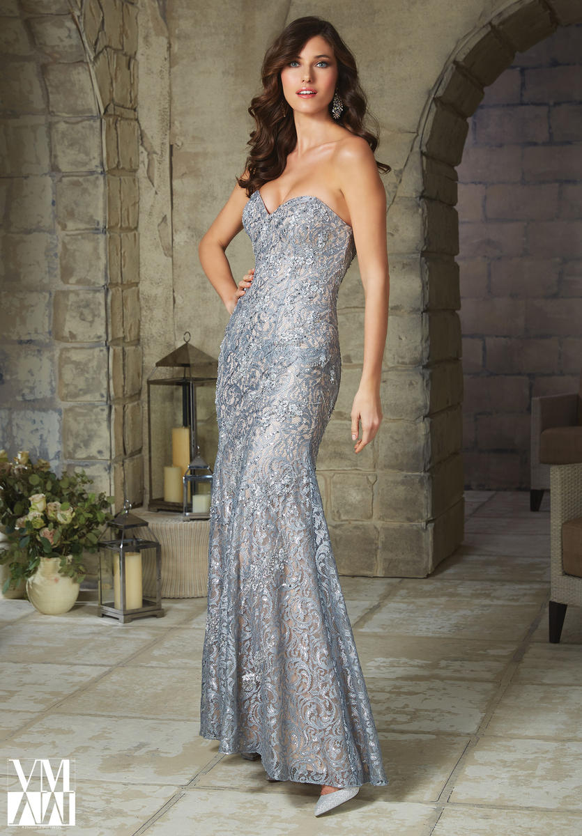 Check out the deal on VM Collection 71020 Lace MOB Dress