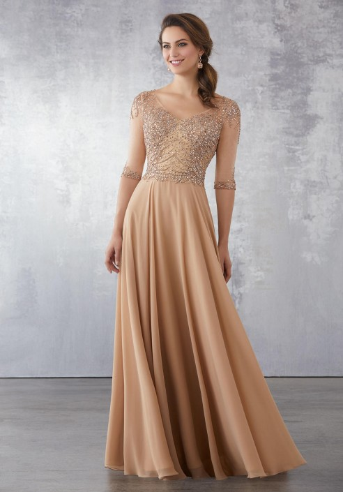 Beautiful Mother of the Bride Dresses