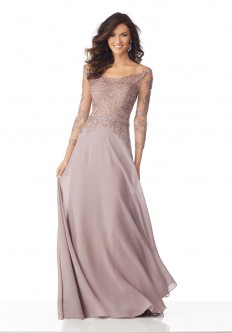 Mgny By Morilee 71806 Feminine Mother Of The Bride Gown