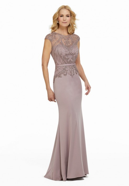 Mgny By Morilee 72003 Designer Mother Of The Bride Gown