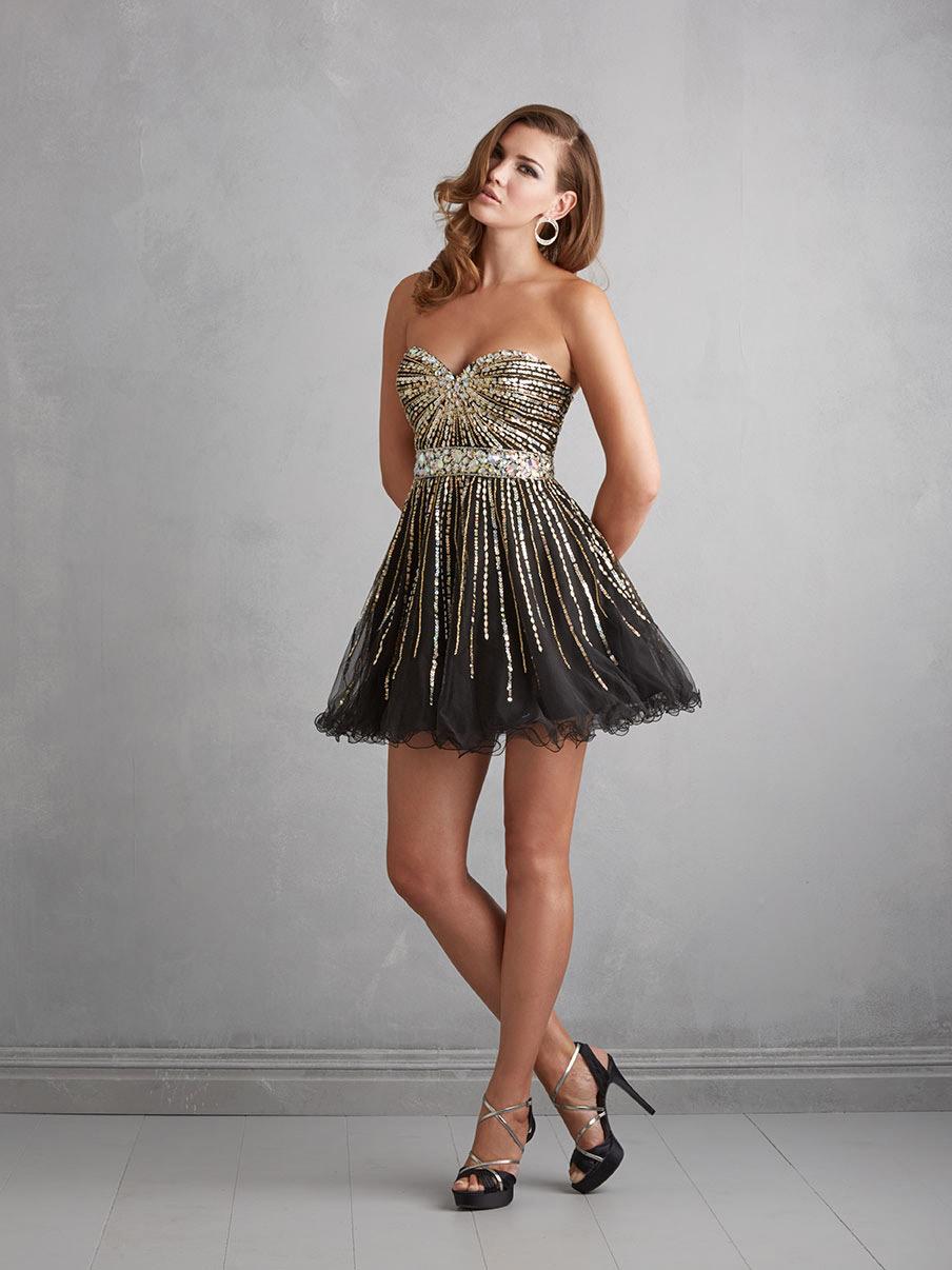 Night Short Party Dress