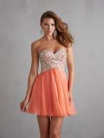 Night Moves 7202 Short Flirty Dress image