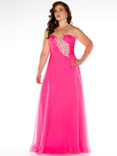 Cassandra Stone Ii 7269k Simple Sexy Plus Size Dress French Novelty
