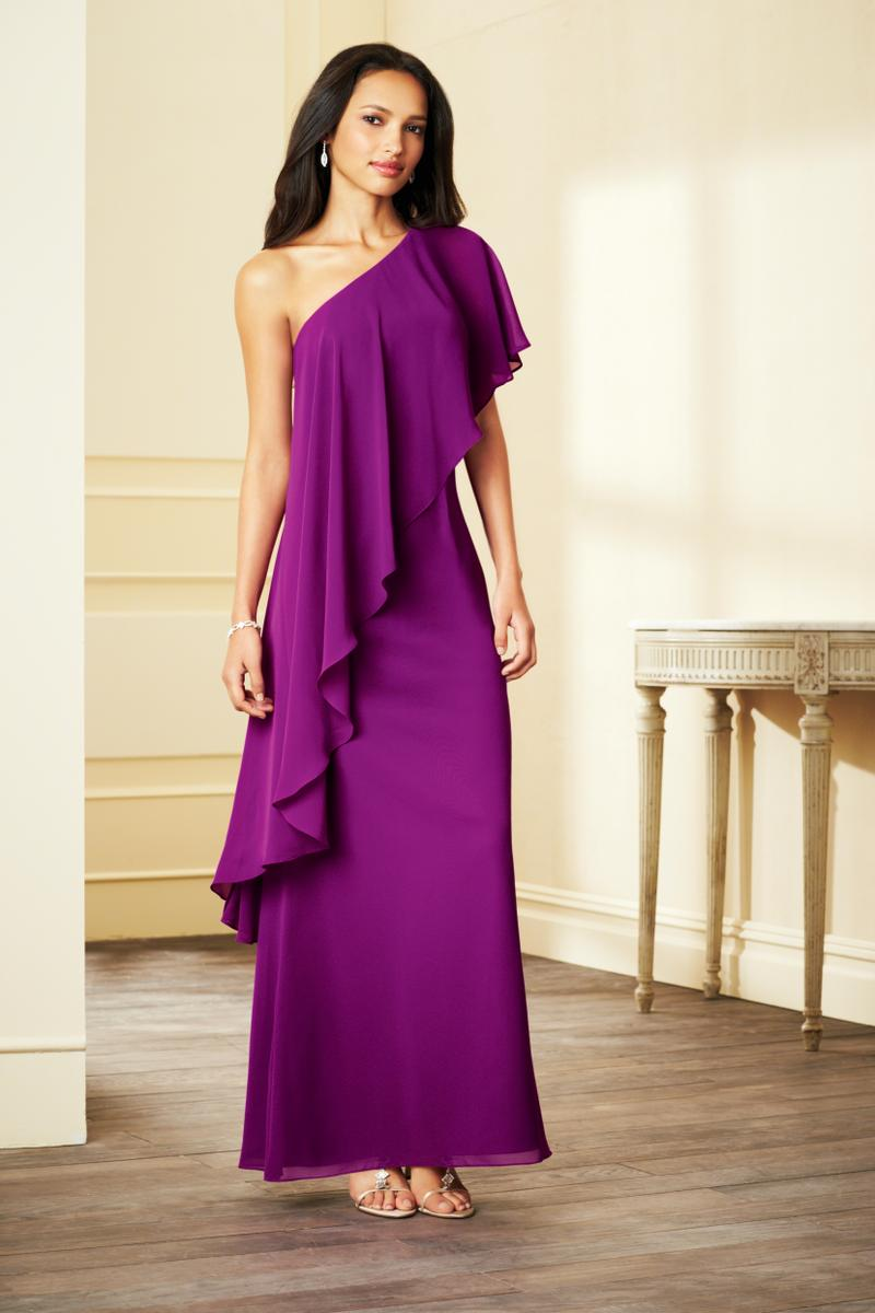 Alfred angelo 7295l one shoulder ruffle long bridesmaid dress alfred angelo 7295l one shoulder ruffle long bridesmaid dress french novelty ombrellifo Gallery