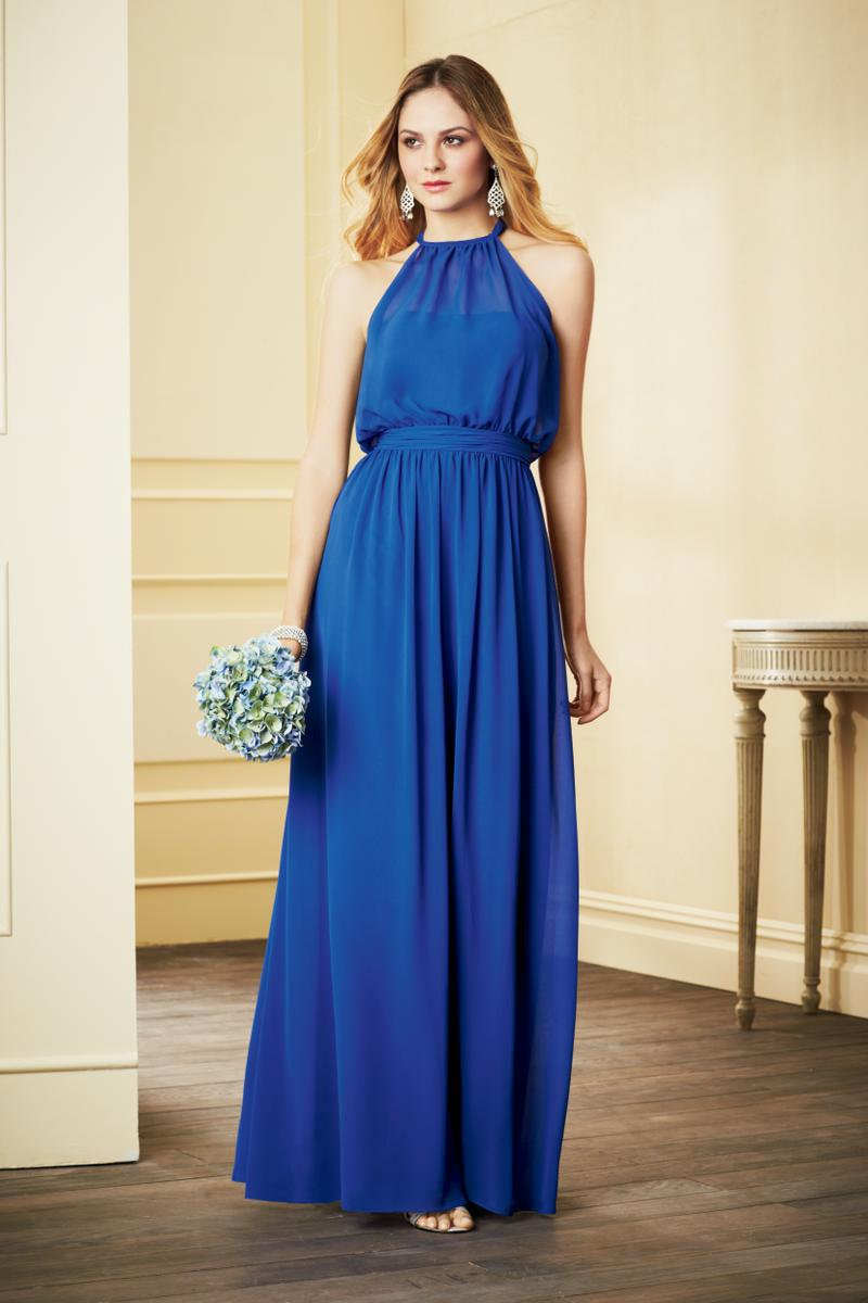 Alfred angelo 7302 halter bridesmaid jumpsuit french novelty ombrellifo Image collections