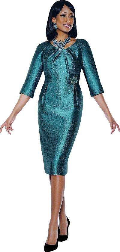 Terramina 7307 Church Dress French Novelty