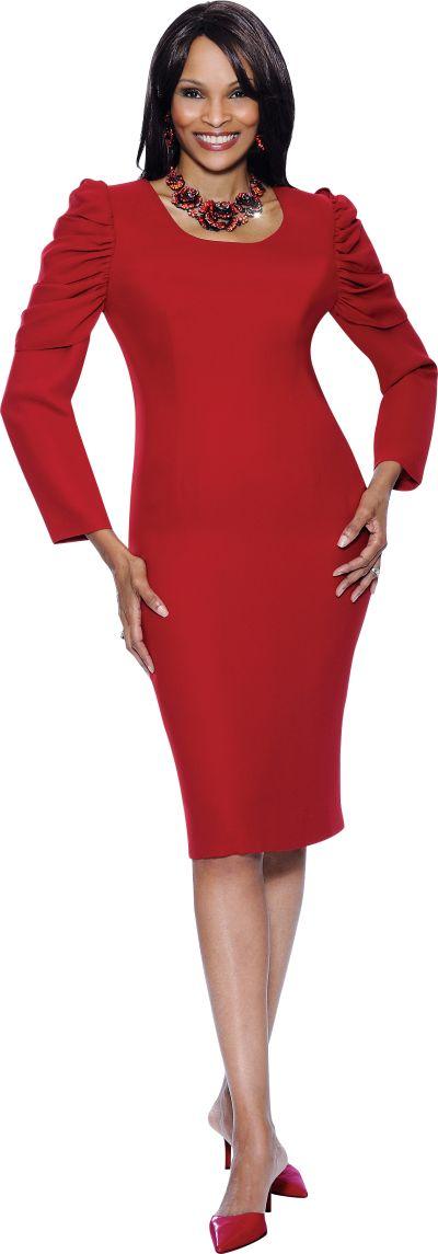 Terramina 7309 Womens Church Dress French Novelty