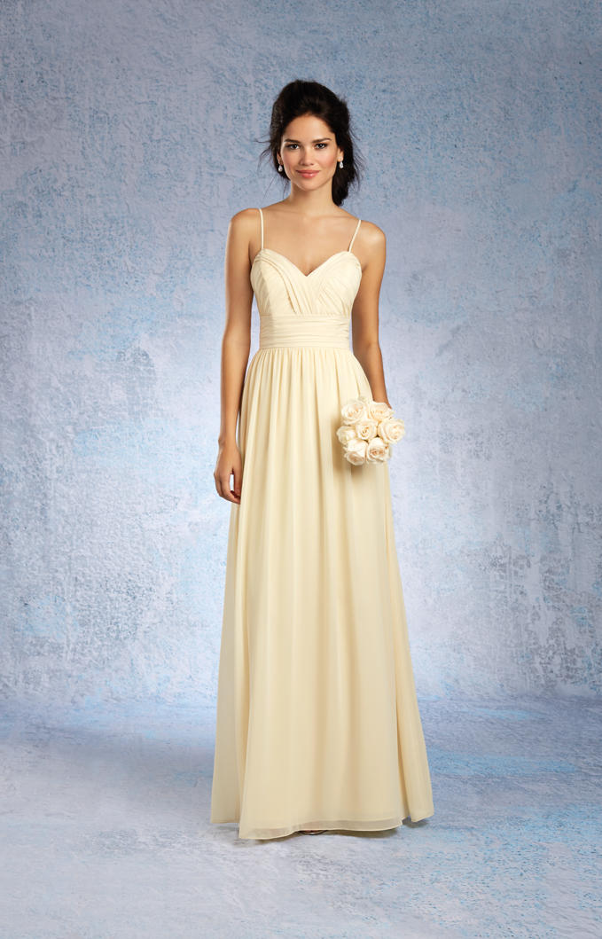 Alfred Angelo Bridesmaid Dresses 6308 50
