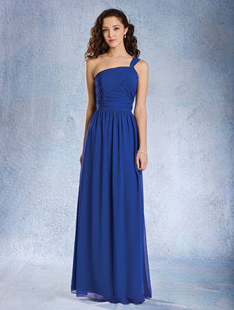 One Shoulder Bridesmaid Dresses