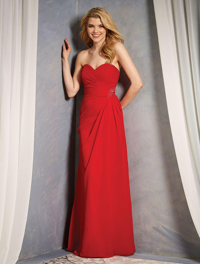 Alfred angelo 7367l corset back long bridesmaid dress french novelty ombrellifo Image collections