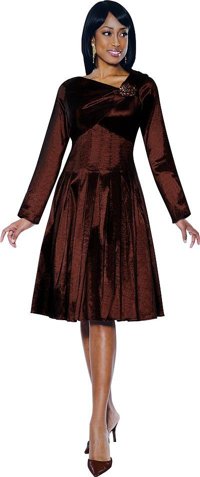 Long Sleeve Dresses for Church