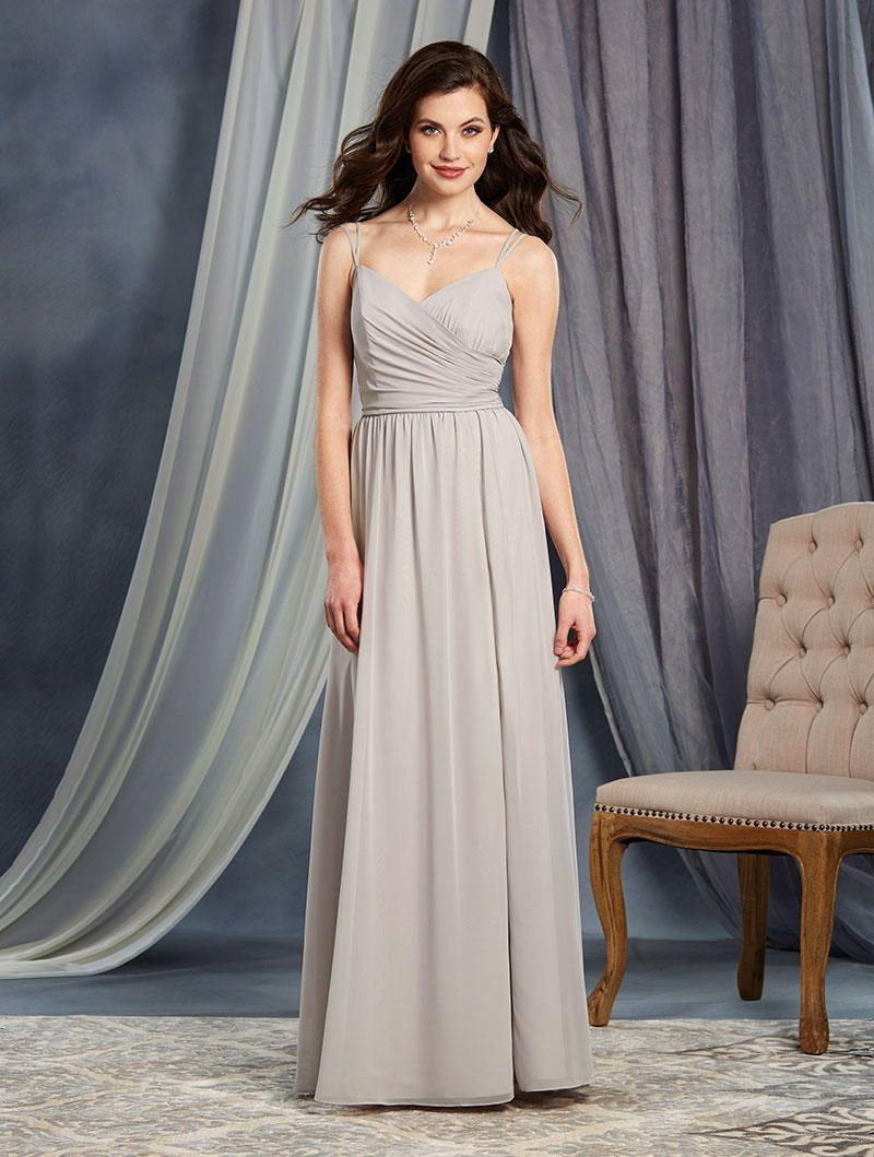 Alfred angelo 7371l long sweetheart bridesmaid dress french novelty ombrellifo Choice Image