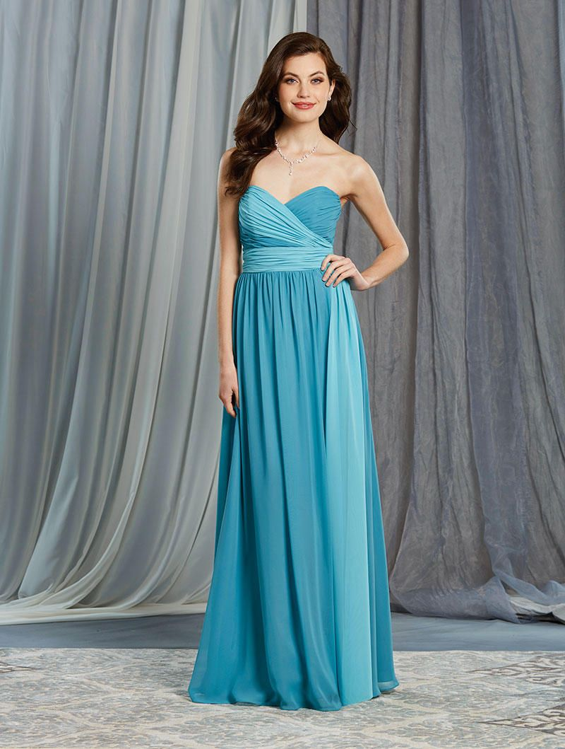 Alfred angelo 7376l long bridesmaid dress with streamer french alfred angelo 7376l long bridesmaid dress with streamer french novelty ombrellifo Image collections
