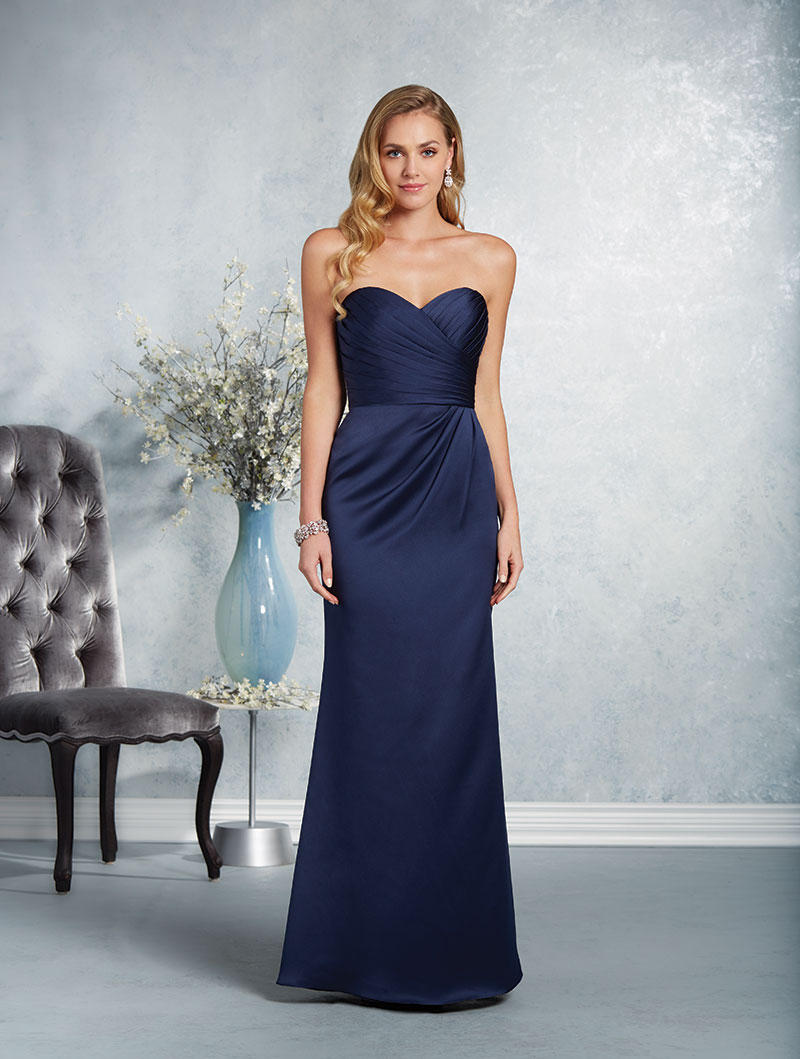 Size 10 navy alfred angelo 7414 satin draped bridesmaid dress size 10 navy alfred angelo 7414 satin draped bridesmaid dress french novelty ombrellifo Image collections