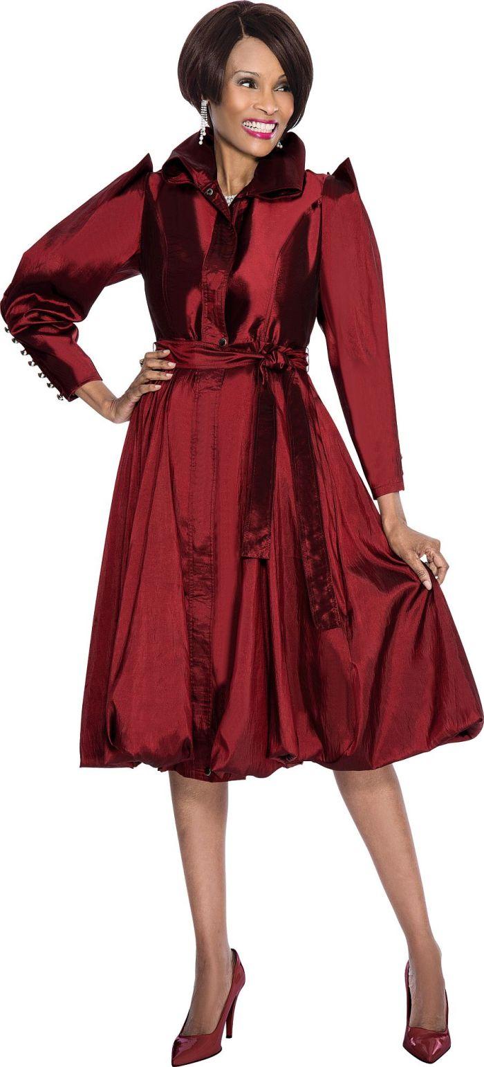 Terramina 7551 Church Dress French Novelty