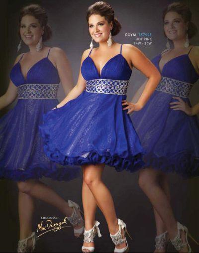 вечерние платья для очень полных женщин