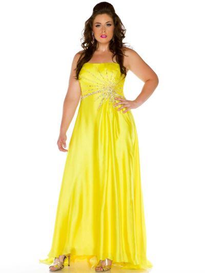 Cassandra Stone Ii 75898k Elegant Plus Size Dress French Novelty
