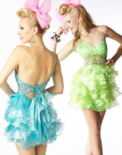 Short Unique Prom Dresses - Ocodea.com