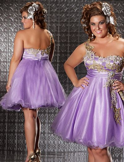 2012 Prom Macduggal Fabulouss Short Plus Size Party Dress 76314f
