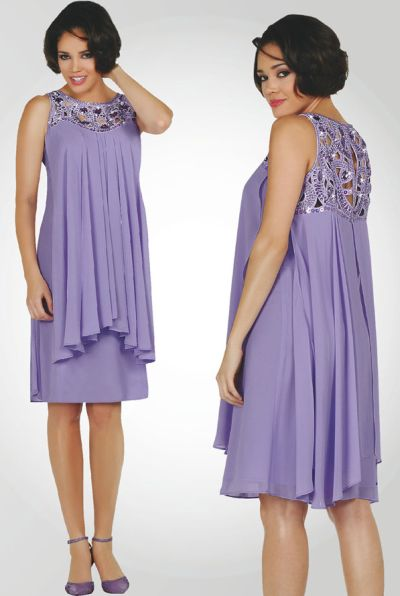Stacy Adams Womens Lilac Special Occasion Dress 78104 by BenMarc ...