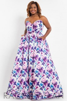 Plus Size Formal Dresses: French Novelty