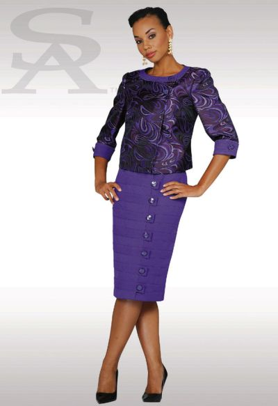 stacy adams womens church suit 78157 by benmarc  french novelty