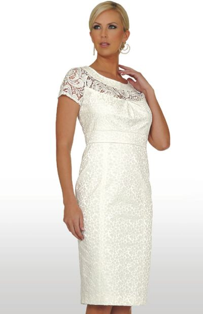 Popular White Eyelet Dress For Durable And Elegant Wear  Di Candia Fashion