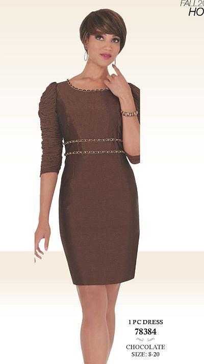 Stacy Adams 78384 Womens Church Dress: French Novelty