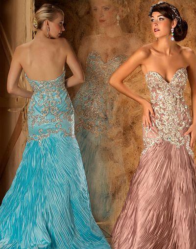 festliche kleider - Festliche Kleider online kaufen - Mac Duggal Steinbauarbeiten Couture Kleid Meerjungfrau Pageant