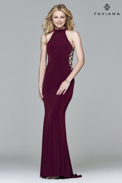 cfd3db63f9224 Prom Dresses by french novelty: 2016