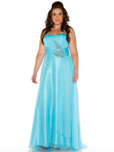 Cassandra Stone Ii 81381k Flirty Plus Size Dress French Novelty