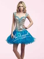 Mac Duggal 82095N Short Sassy Dress image