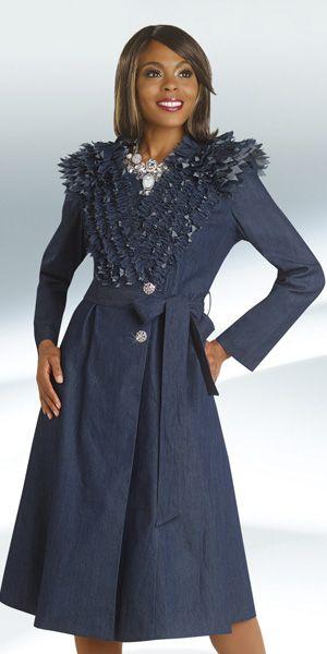 Dv Jeans 8402 Womens Denim Church Suit French Novelty