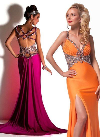 Cassandra Stone by MacDuggal Daring Diva Prom Dress 85023A: French ...