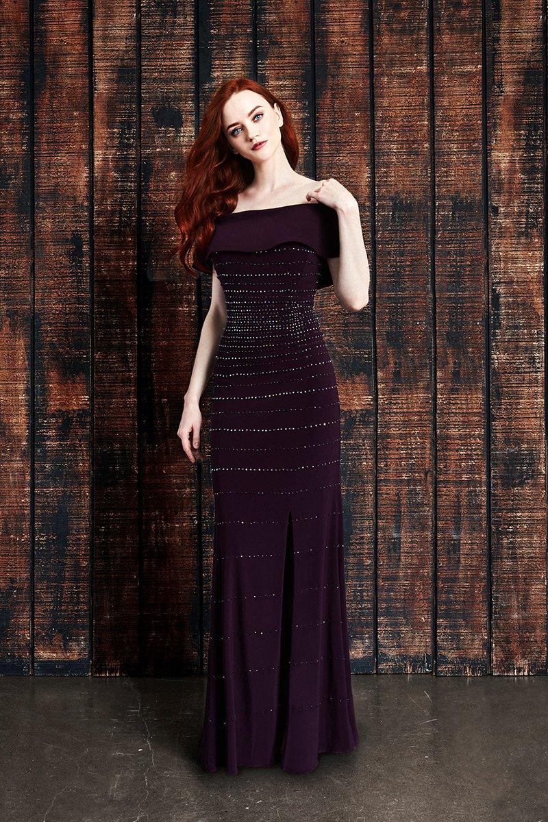daymor 852 simple yet elegant mother of the bride dress