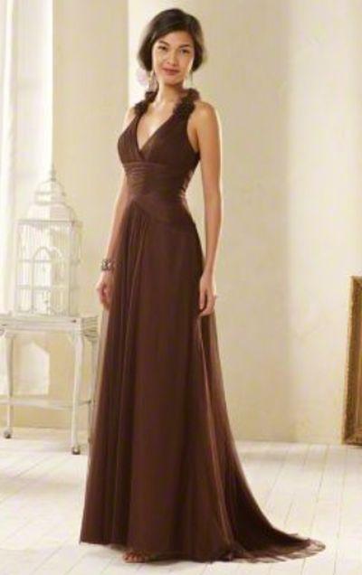 Alfred Angelo Halter Dress