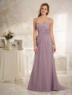 9efef819870 Alfred Angelo Modern Vintage 8631L Sheer Bridesmaid Gown
