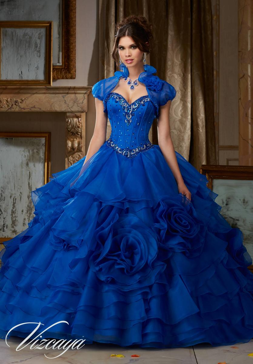 7fbbef3fc7c Blue Quinceanera Dresses Ball Gown - Gomes Weine AG